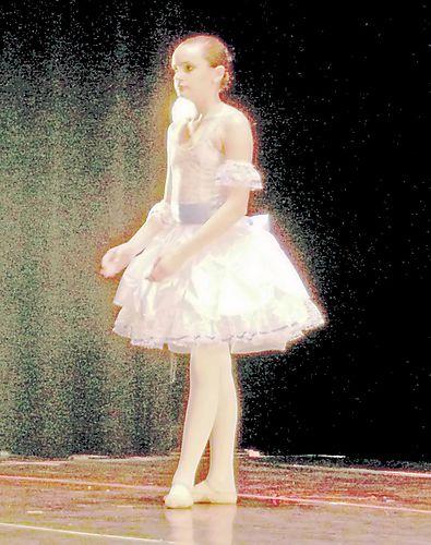 Meg Ballet