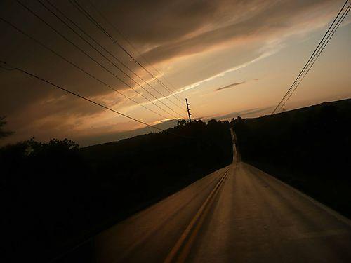 Night sky # 1