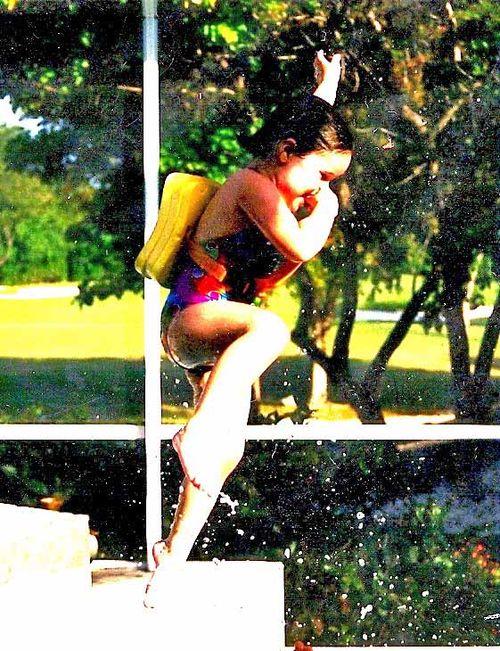 Megan jump