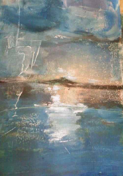 Squam painting