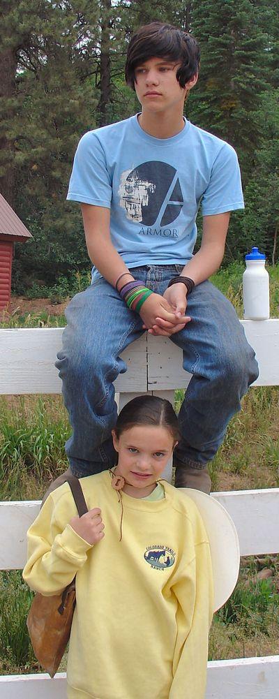 Sibling-love PJ&MEG