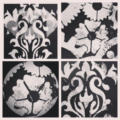 Stencils & Patterns